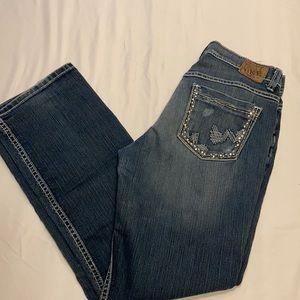 BKE Drew bootcut stretch jeans. Size 29